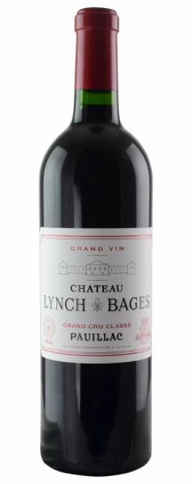 2008 Lynch Bages Bordeaux Blend