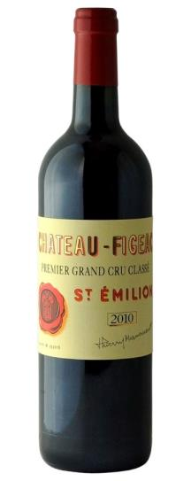 2010 Figeac Bordeaux Blend