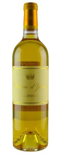2011 Chateau d'Yquem Sauternes Blend