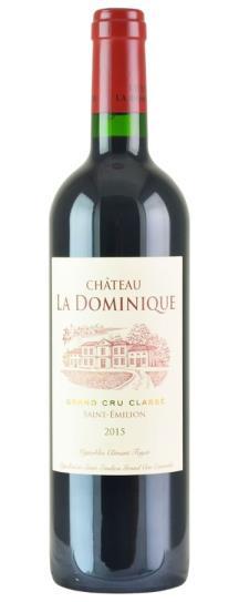2015 La Dominique Bordeaux Blend