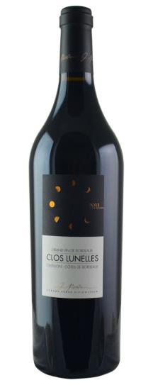 2011 Clos les Lunelles Bordeaux Blend