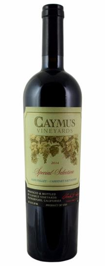 2014 Caymus Cabernet Sauvignon Special Selection