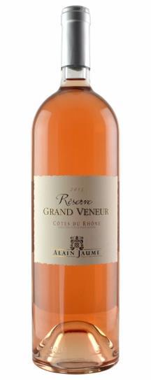 2015 Domaine Grand Veneur Cotes du Rhone Rose