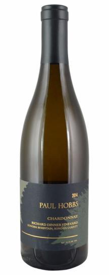 2014 Hobbs, Paul Chardonnay Richard Dinner Vineyard