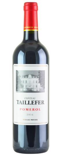 2016 Taillefer Bordeaux Blend