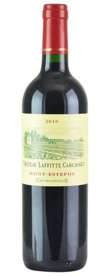 2016 Laffitte Carcasset Bordeaux Blend