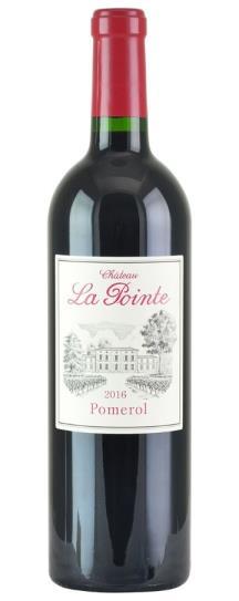 2016 La Pointe Bordeaux Blend