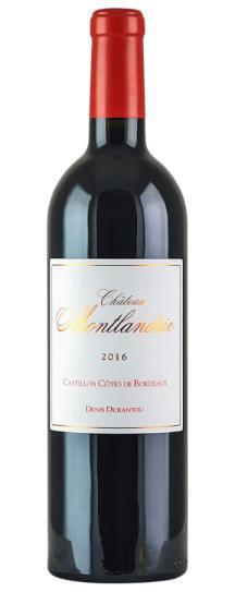 2016 Montlandrie Bordeaux Blend