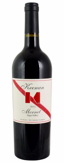 2013 Robert Keenan Winery Mernet