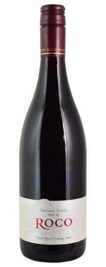2013 Roco Pinot Noir  Private Stash
