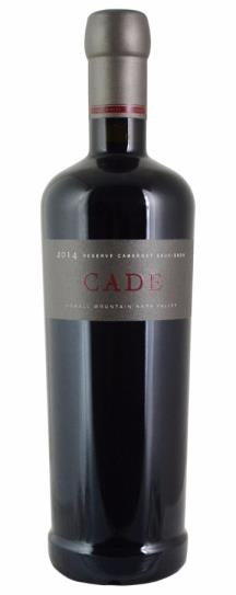 2014 Cade Reserve Cabernet Sauvignon