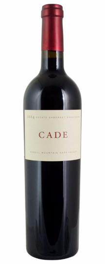 2014 Cade Howell Mountain  Cabernet
