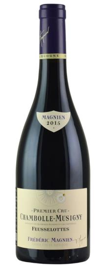 2015 Frederic Magnien Chambolle Musigny les Feusselottes