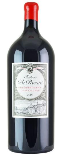 2016 Le Prieure Bordeaux Blend
