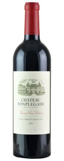 2016 Fonplegade Bordeaux Blend