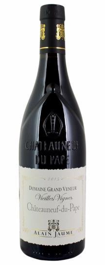 2015 Grand Veneur, Domaine Chateauneuf du Pape Vieilles Vignes
