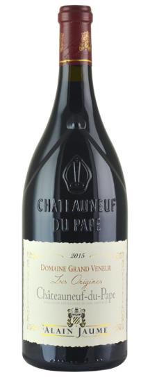 2015 Domaine Grand Veneur Chateauneuf du Pape Cuvee Les Origines