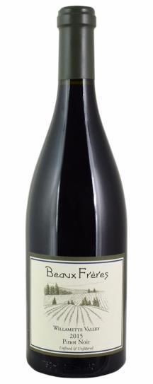 2015 Beaux Freres Pinot Noir Willamette Valley