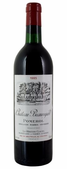 1989 Beauregard Bordeaux Blend