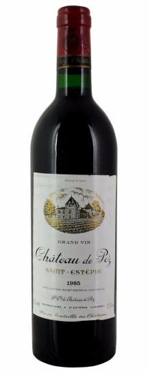 1985 De Pez Bordeaux Blend