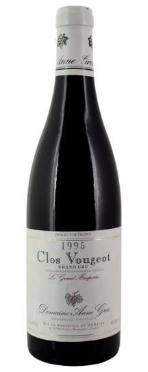 1995 Gros, Domaine Anne Clos de Vougeot le Grand Maupertuis