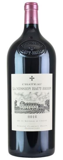 2016 La Mission Haut Brion La Mission Haut Brion