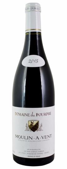 2015 Georges Duboeuf Moulin A Vent Domaine Du Pourpre
