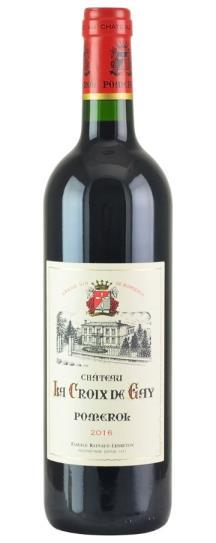 2016 La Croix de Gay Bordeaux Blend