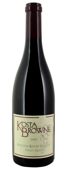 2015 Kosta Browne Pinot Noir Russian River Valley