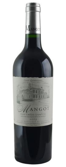 2009 Chateau Mangot Cuvee Quintessence