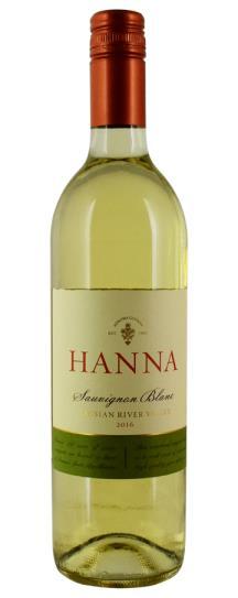 2016 Hanna Sauvignon Blanc