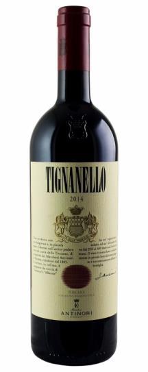 2014 Antinori Tignanello IGT