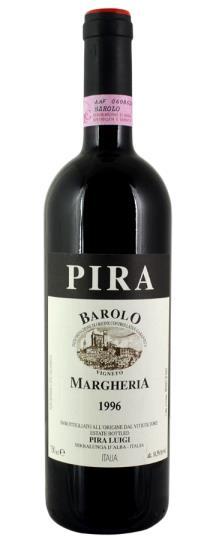 1996 Luigi Pira Barolo Margheria