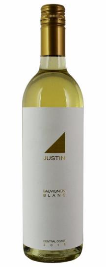 2016 Justin Vineyard Sauvignon Blanc