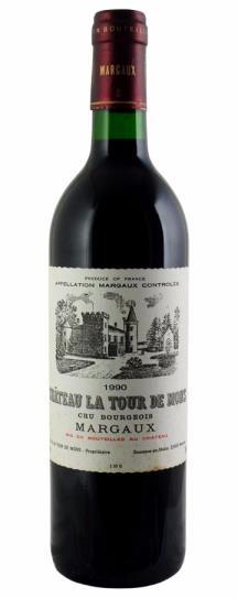 1990 La Tour de Mons Bordeaux Blend