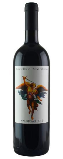 2012 Valdicava Brunello di Montalcino