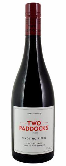 2010 Two Paddocks Pinot Noir