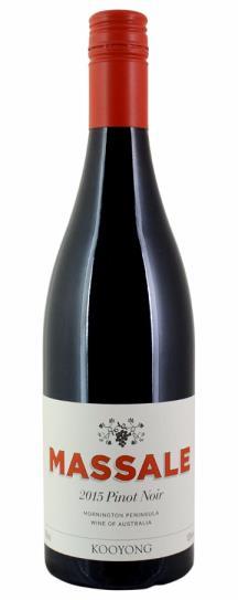 2015 Kooyong Pinot Noir Massale