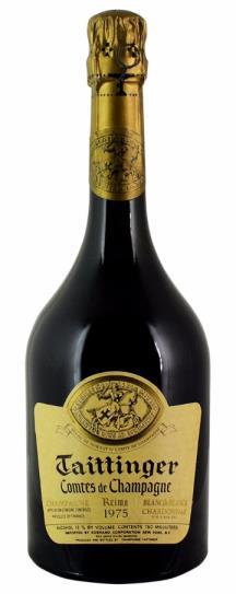 1976 Taittinger Comtes de Champagne, Blanc de Blancs