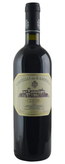 2012 Castello dei Rampolla Vigna d'Alceo IGT