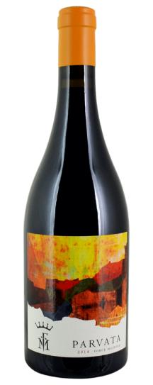 2014 Force Majeure Force Majeure Parvata Red Blend