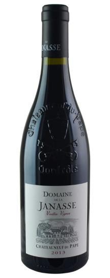 2013 Domaine de la Janasse Chateauneuf du Pape Vieilles Vignes