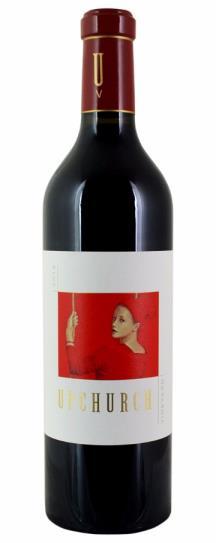 2014 Upchurch Vineyard Cabernet Sauvignon
