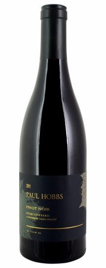2011 Hobbs, Paul Pinot Noir Hyde Vineyard