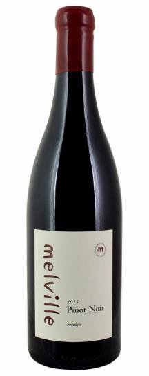 2015 Melville Pinot Noir Sandy's