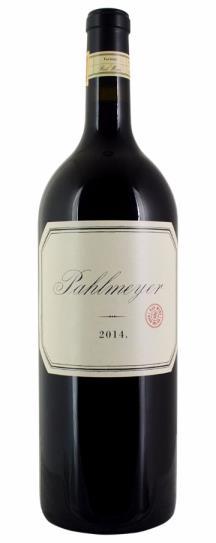 2014 Pahlmeyer Winery Proprietary Red Wine