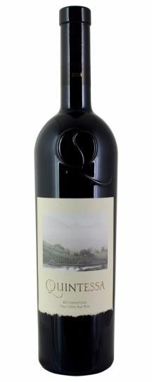 2014 Quintessa Proprietary Red Wine