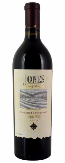2013 Jones Family Vineyard Cabernet Sauvignon