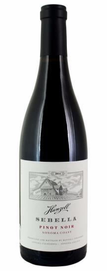 2019 Hanzell Hanzell Sebella Pinot Noir Sonoma