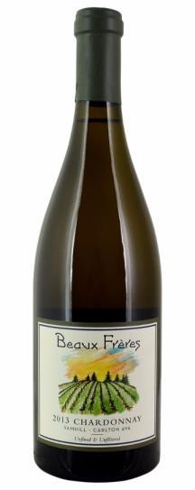 2013 Beaux Freres Chardonnay Beaux Freres